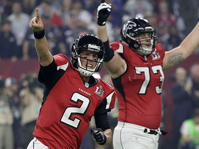 'Sound FX': Falcons push lead to 25 points