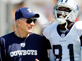Watch: Jerry Jones: Terrell Owens deserves to be in the Hall of Fame