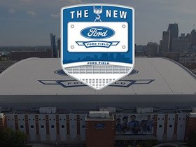 Watch: New Ford Field renovation plans revealed