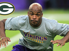 Watch: What would happen if Adrian Peterson joins the Packers?