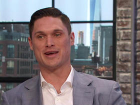 Watch: How is Chris Hogan enjoying the offseason?