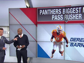 Watch: Panthers biggest need and pick in NFL draft