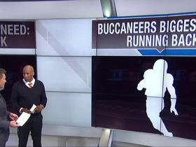 Watch: Buccaneers' biggest need and pick in NFL draft