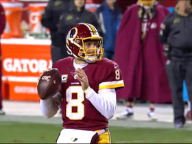 Watch: Will Kirk Cousins be with the Redskins in 2017?