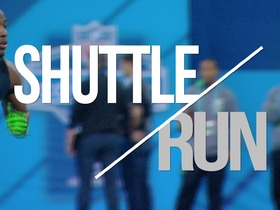 Watch: Shuttle Run | 2017 Combine Primer