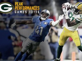 Watch: Peak Performances: Games 13-16