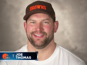 Watch: My Combine: Joe Thomas