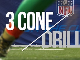 Watch: Combine Primer | 3 Cone Drill
