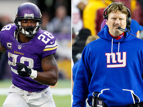 Watch: DDFP: Would Adrian Peterson be a good fit on the Giants?