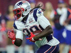 Watch: Casserly: Blount has valuable role with Patriots