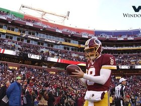 Watch: Best Of Bram: Kirk Cousins' Future