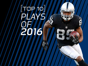 Watch: Amari Cooper: Top 10 Plays of 2016