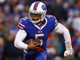 Watch: Rapoport: Tyrod Taylor rehabbing at Bills facility is a 'good sign'