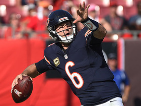 Watch: Shaun O'Hara: Jay Cutler is still an NFL starter
