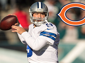 Watch: Potential landing spots for Tony Romo in 2017: Bears