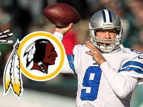 Watch: Potential landing spots for Tony Romo in 2017: Redskins