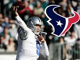 Watch: Why would Tony Romo go to the Texans?