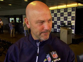 Watch: Gus Bradley: The most exciting factor is working with Anthony Lynn