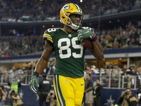 Watch: Jared Cook highlights
