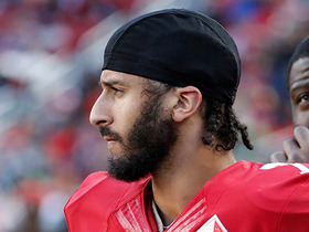 Watch: Schrager: 'I don't foresee Colin Kaepernick in a 49ers jersey'