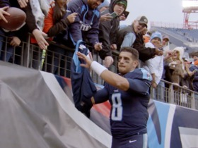 Watch: Marcus Mariota Thanks Fans for Support