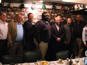 Watch: Saints High School Coach of the Year Banquet