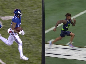 Watch: Combine vs. Reality: Odell Beckham