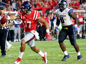 Watch: Ole Miss TE Evan Engram Highlights