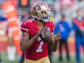 Watch: Could Colin Kaepernick be starting QB for 49ers?