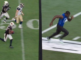 Watch: Combine vs. Reality: Patrick Peterson