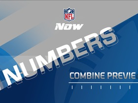 Watch: NFL Scouting Combine Preview | NOW Numbers