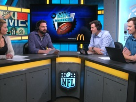 Watch: DDFP: The QB Carousel & Best franchise position groups of all-time (Full Show)