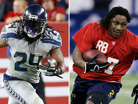 Watch: Combine vs. Reality: Marshawn Lynch