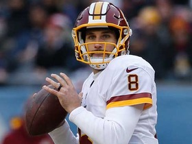 Watch: QB Matchmaker: Kirk Cousins to the 49ers