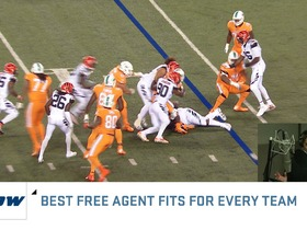 Watch: AFC Free Agent Fits for every team!