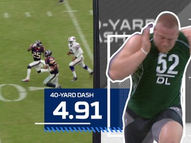Watch: Combine vs. Reality: J.J. Watt