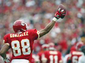 Watch: 41 touchdowns for Tony Gonzalez's 41st birthday
