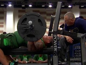 Watch: How does the bench press translate onto the field?