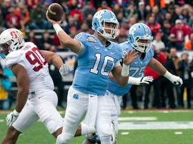 Watch: Peter Schrager's pre-combine mock draft- Mitch Trubisky