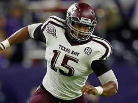 Watch: Will Browns draft Myles Garrett?