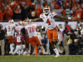 Watch: What can Deshaun Watson do to help raise stock at combine?