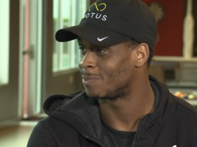 Watch: Geno Smith on return to Jets: 'It's not out of the question'