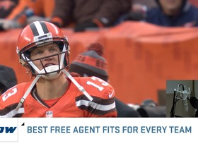 Watch: NFC Free Agent Fits for every team!