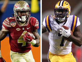Watch: Who is the best running back in the 2017 NFL Draft?