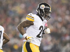 Watch: Steelers franchise tag Le'Veon Bell