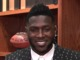 Watch: Antonio Brown: 'I want to continue to grow and get better'