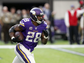 Watch: Randy Moss: Peterson would love to play for the Texans