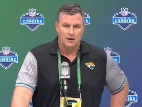 Watch: Marrone: Jaguars need to get better around Bortles
