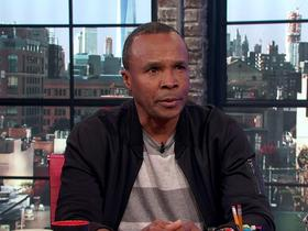 Watch: Sugar Ray Leonard compares Super Bowl LI to a boxing match