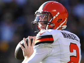 Watch: Rapoport:  There is legitimate interest in Manziel